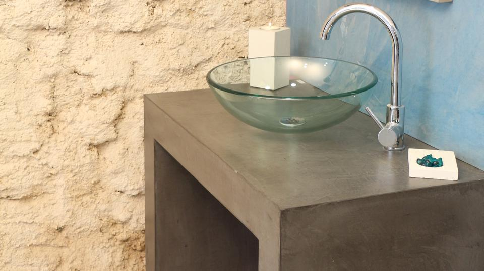 Vasque Beton Cir Best Beton Cir Salle De Bain Leroy Merlin